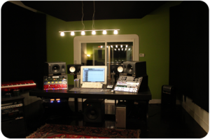 Commercial Music Studio