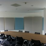 Meeting Room Acoustic Bass Trap